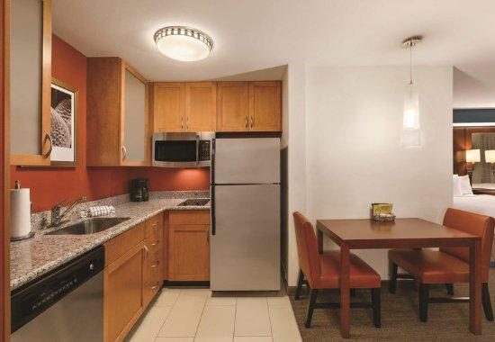 Greenville, NC: Suite Kitchen