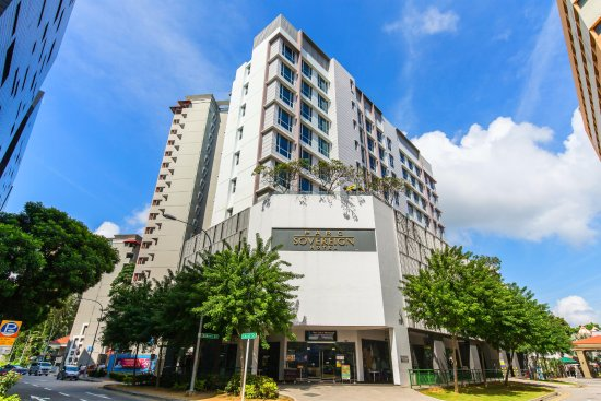 parc sovereign hotel albert st singapore hotel reviews
