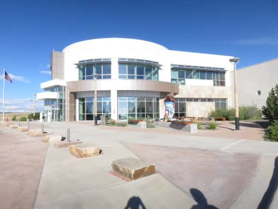 NCAR-Wyoming Supercomputing Center Visitor Center