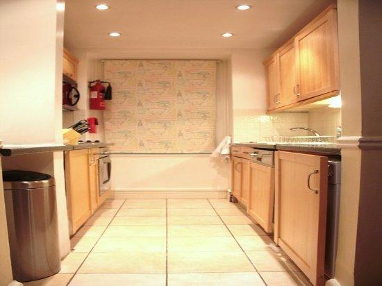 51 Kensington Court Limited: Apartment Kitchen