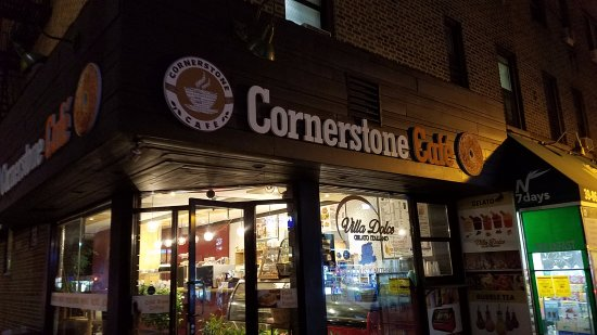 Woodside, NY: the cornerstone