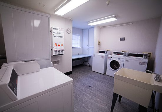 Livonia, MI: Guest Laundry