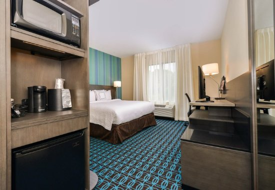 Cary, Βόρεια Καρολίνα: King Guest Room