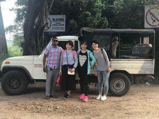 Katunayake, Sri Lanka: safari time
