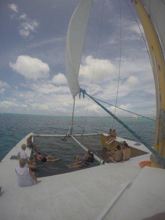 Aruba Watersports Center: visual