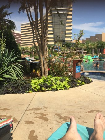 Choctaw Casino Resort: Choctaw casino was a great get away. Maybe the best little known destination in Oklahoma