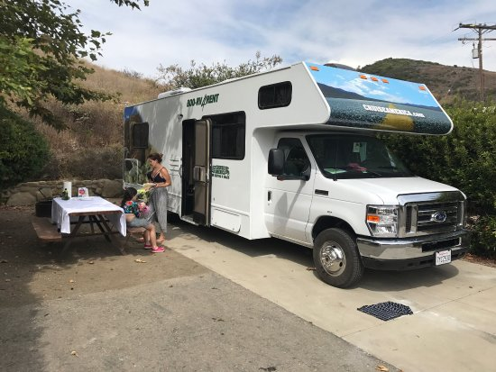 Ocean Mesa Campground at El Capitan: photo0.jpg