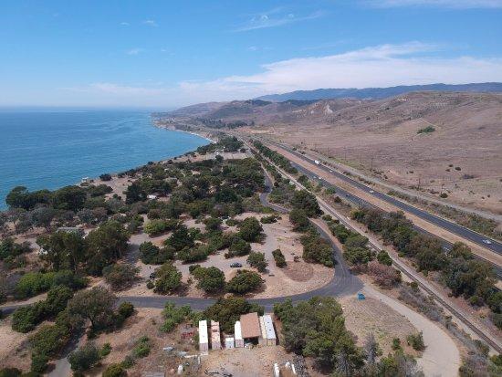 Ocean Mesa Campground at El Capitan: photo2.jpg