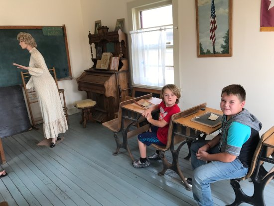 Spearman, TX: Stationmasters House Museum