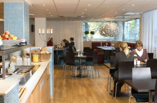 Breakfastroom Spar Hotel Majorna