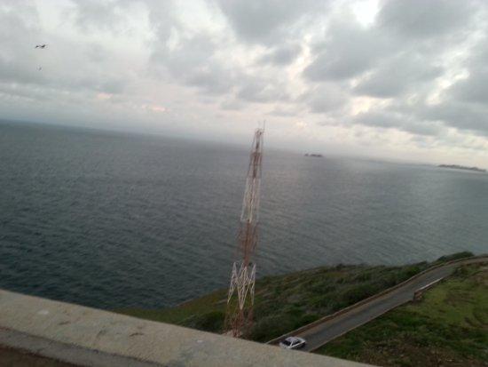Faro Punta Ballenas: vistas