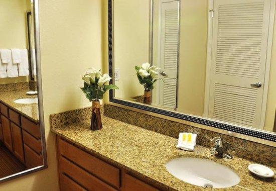 Greenwood Village, Kolorado: Studio Suite Bathroom