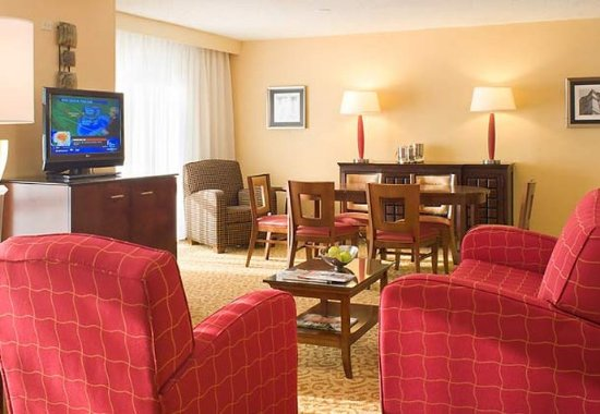 Saddle Brook, Nueva Jersey: Executive Suite