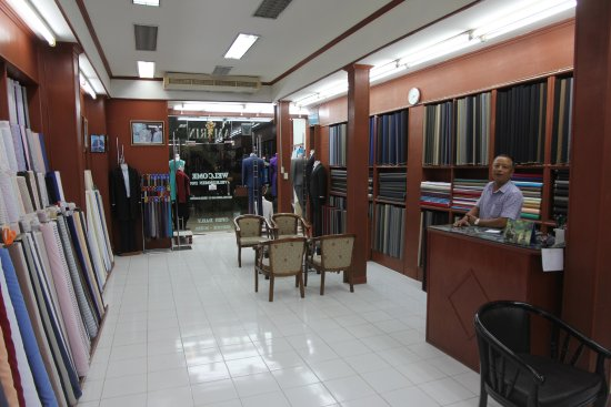 The Amarin Tailor