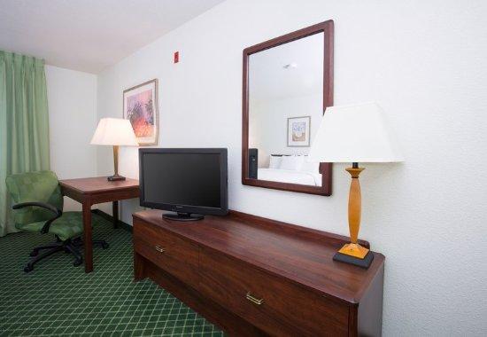 Vacaville, Kalifornien: Queen/Queen Guest Room Amenities