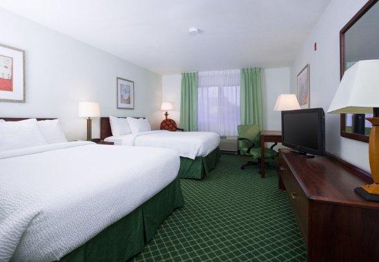 Vacaville, Kalifornien: Queen/Queen Guest Room