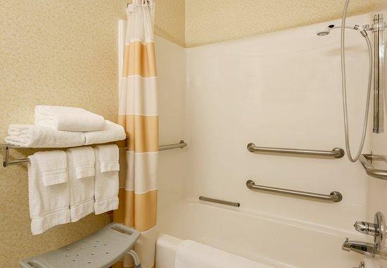 เบย์ซิตี, มิชิแกน: Accessible Bathroom