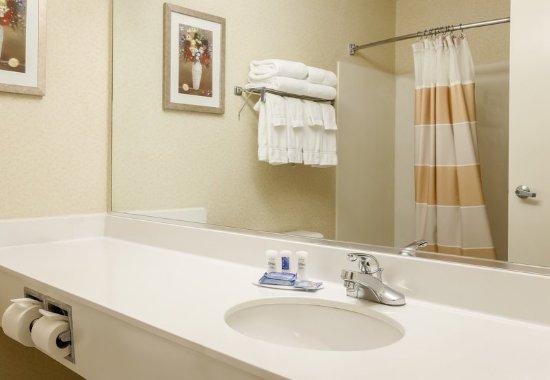 เบย์ซิตี, มิชิแกน: Guest Bathroom