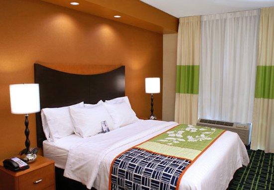Kingsburg, Californië: King Guest Room