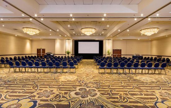 DoubleTree by Hilton Hotel Santa Ana - Orange County Airport: Large meeting