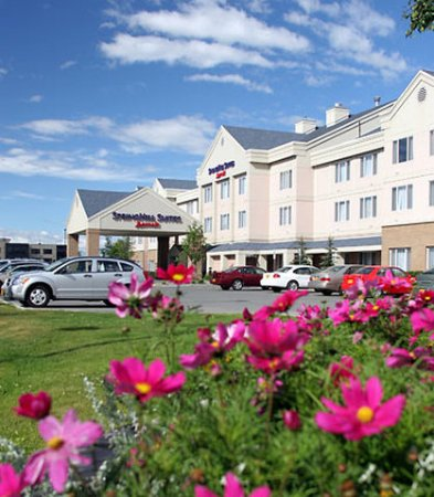 SpringHill Suites Anchorage Midtown: Exterior