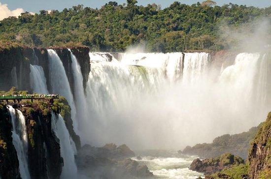 4-dagars Iguassu Falls Tour