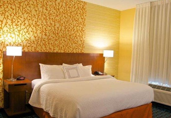 Alamosa, CO: King Guest Room
