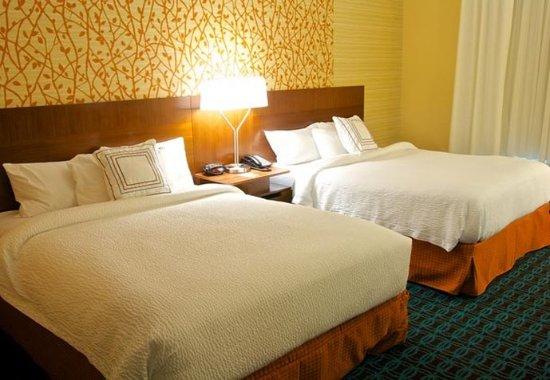 Alamosa, CO: Queen/Queen Guest Room