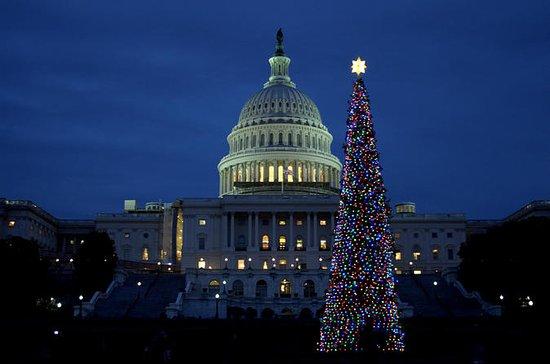 Recorrido en Segway de DC Christmas...
