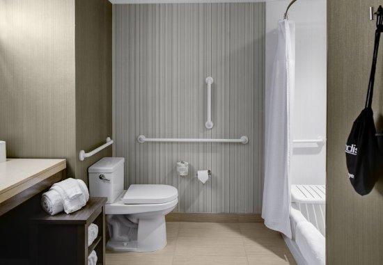 Carrollton, Gürcistan: Guest Bathroom