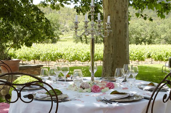 San Gimignano vinsmaking erfaring med...