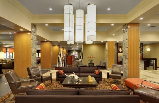 Chesterfield, MO: Lobby Seating