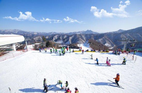 Elysian Ski med Nami Island One Day...