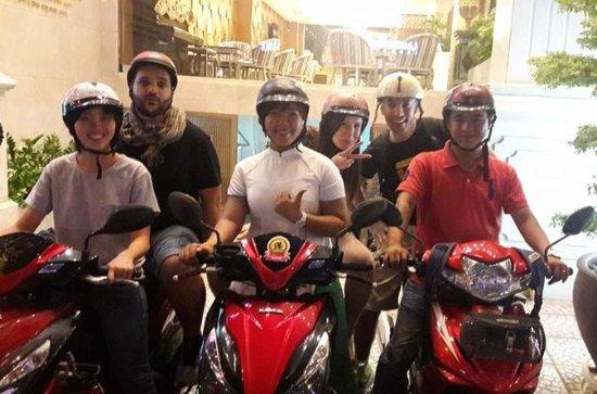 Hanoi City Tours en moto