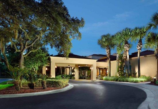 Courtyard Jacksonville Mayo Clinic/Beaches: Exterior