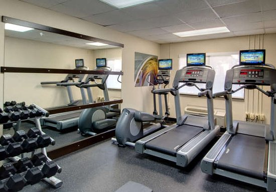 Courtyard Wilmington/Wrightsville Beach: Fitness Center