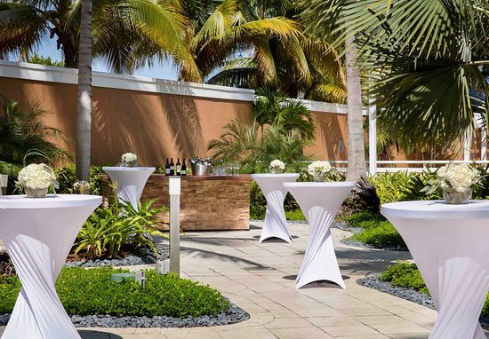 Courtyard by Marriott Miami Aventura Mall: Courtyard - Special Events