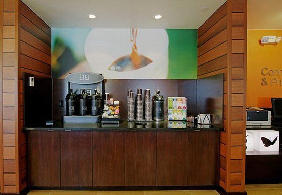 Southaven, MS: Coffee Station