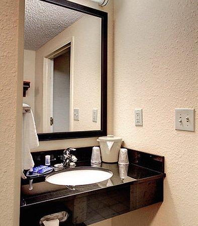 Southaven, MS: Guest Bathroom Vanity