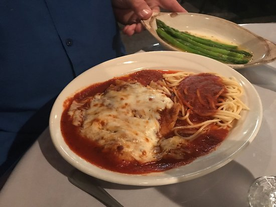 Mesa Italiana Restaurant: Dinner on a Tuesday night!