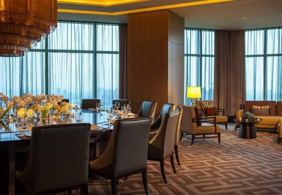Huizhou, Cina: Wan Li Restaurant-VIP Room