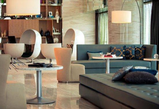 Huizhou, Cina: Club Lounge