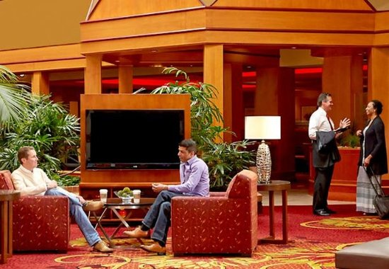 Cranberry Township, Pensilvanya: Marriott Greatroom