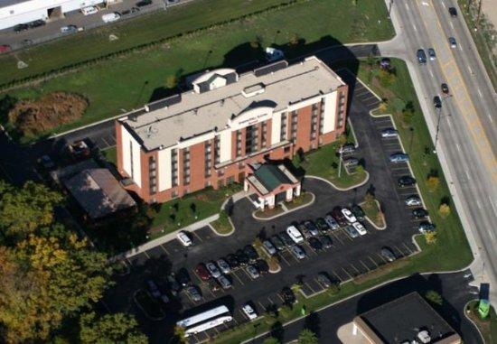 Elmhurst, IL: Aerial
