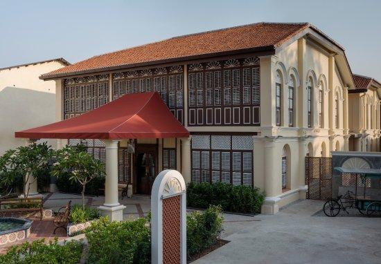 爪夷峇峇娘惹宅酒店
