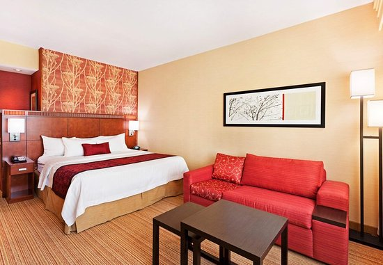 La Vista, Νεμπράσκα: King Guest Room