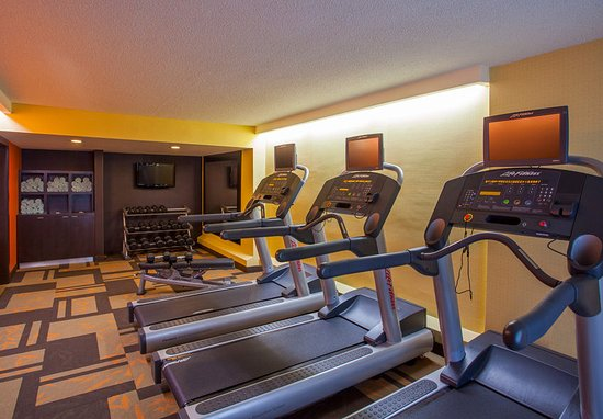 Courtyard Charlotte Airport/Billy Graham Parkway: Fitness Center