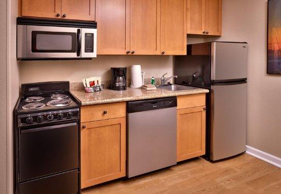 เซียร์ราวิสตา, อาริโซน่า: Suite Kitchen