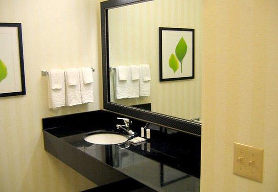 Conway, AR: Guest Bathroom