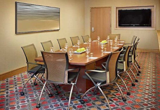 Residence Inn Vancouver Downtown: Boardroom
